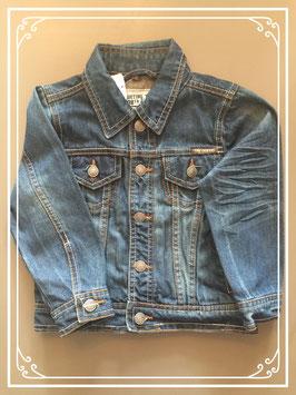 Jeans jasje van Unlocked - maat 104-110