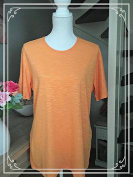 Nieuw: Oranje T-shirt van C&A - Maat L