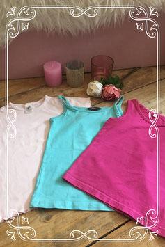 3 delige basic kledingset van de C&A en H&M - Maat 122