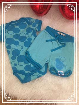 NAME IT Newborn pakje blauw NIEUW! - Maat 56