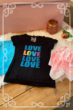 2 delige kledingset inclusief bandana - Maat 146/152