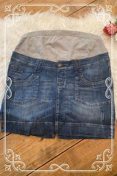 Zwangerschap jeansrok van prenatal - maat L