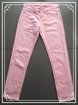 Roze broek van Hema - Maat S
