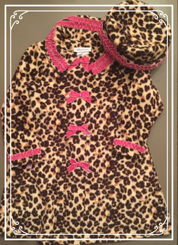 Nieuw Bonnie Jean jasje met hoedje - maat 104