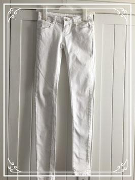 Witte spijkerbroek van het merk Monday - maat XS