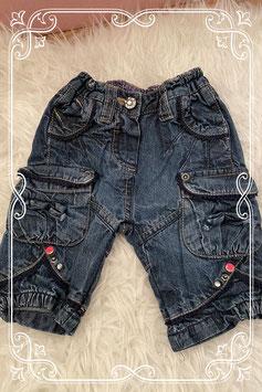 Leuke jeans van Bakkaboe - Maat 62
