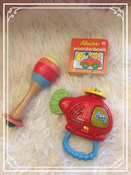3-delig speelgoed setje