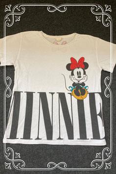 Shirt met Minnie Mouse van Mango maat 140/146