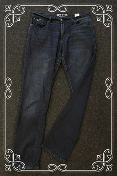 Nette donkerblauwe jeans van New Star maat W33/L34