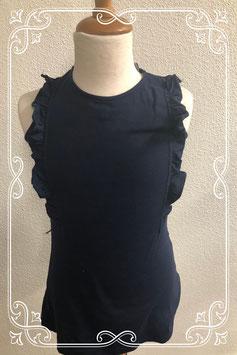 Schattig blauw jurkje van Hema maat 98/104