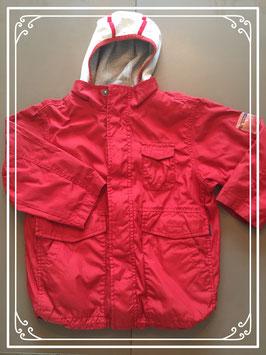 Superchique rood jasje van Mexx - maat 116-122