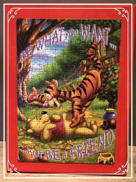 Winnie the Pooh puzzel schilderij