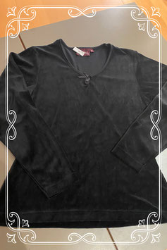 Nieuw! Warme zwarte trui van Somebody maat M