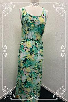 Zomerse jurk met mooie kleuren in maat S/M