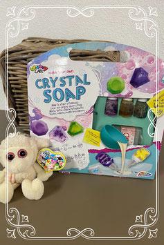 Nieuw! Knuffeltje en Crystal Soap