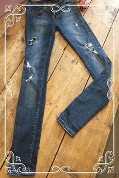 SUPERTRASH spijkerbroek - Maat W25/L34 (XS)