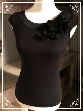Prachtig zwarte top H&M-maat XS