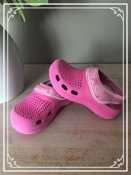 Roze waterschoenen - Maat 23