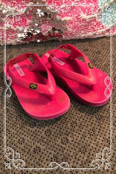 Roze Ipanema slippers - maat 22-23