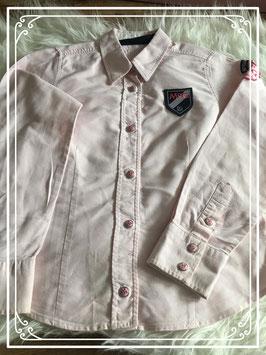 Lichtroze blouse van Mc Gregor - maat 128