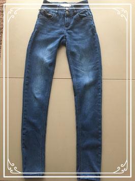 Blauwe stretch spijkerbroek van de COOLCAT - Maat XS