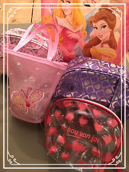 Nieuw: vijf tasjes voor de kleine prinses