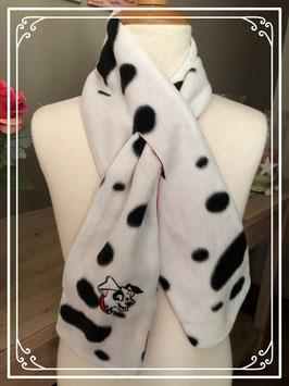 Sjaal met dalmatiër