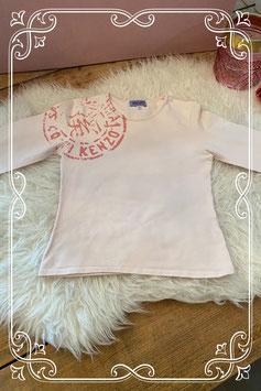 Roze shirt van KENZO - Maat 122