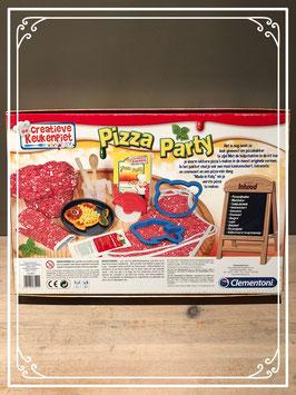 Nieuw Clementoni Pizza Party