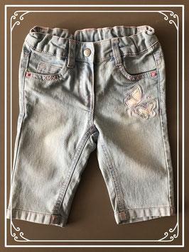 palomino driekwart  jeans-maat 92