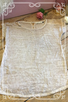 Oudroze shirt van Costes - Maat XS
