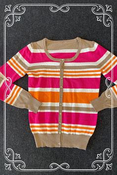 Mooi vest in vrolijke kleuren Maat S