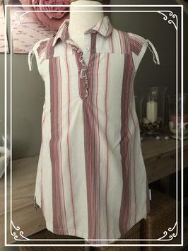 Retro blouse merk Kiekeboe - maat 122