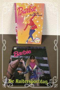 2 leuke Barbie leesboeken