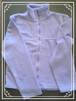 Lichtpaars fleece vest - maat 164