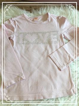 Lichtroze shirt van het merk Frendz - maat 116