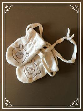 Beren handschoentjes - Maat 62/68