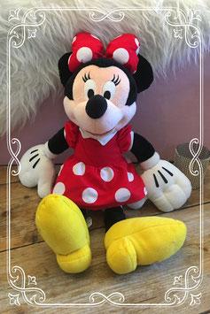 Grote knuffel Minnie Mouse van Disney
