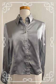 Mooie grijze blouse van Miss Etam maat 42