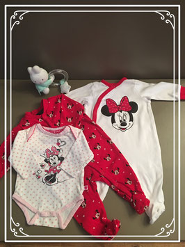Minnie Mouse setje - Maat 56