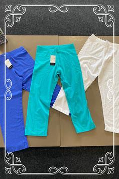 Nieuw! 3 leggings in 3 kleuren maat 36