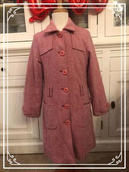 Roze met jas van het merk EDC by Esprit - maat 134