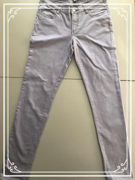 Grijze Skinny broek van de Hema - Maat M