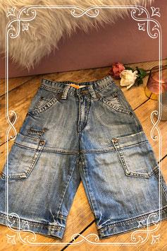 Korte spijkerbroek van Cars Jeans - Maat 152-158