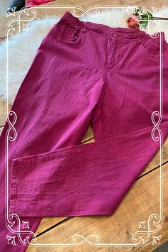Paarse jeans van het merk Miss Jeans - maat 56