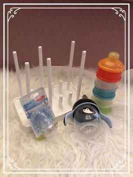 Handig pakket met diverse baby spullen