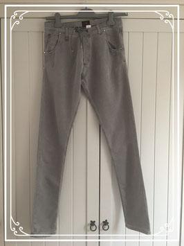 Lichtgrijze jeans van Carrera - maat 176