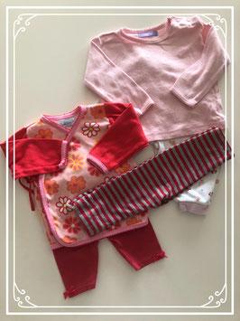 5Delige kleding set - Maat 68
