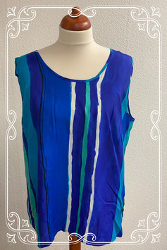 Vrolijk gekleurd hemd maat 50