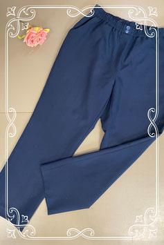 Nette donkerblauwe broek maat 40/42